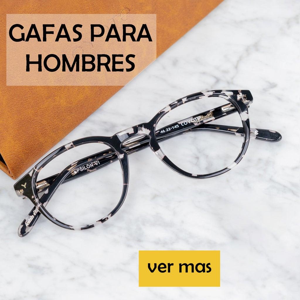 gafas para hombres